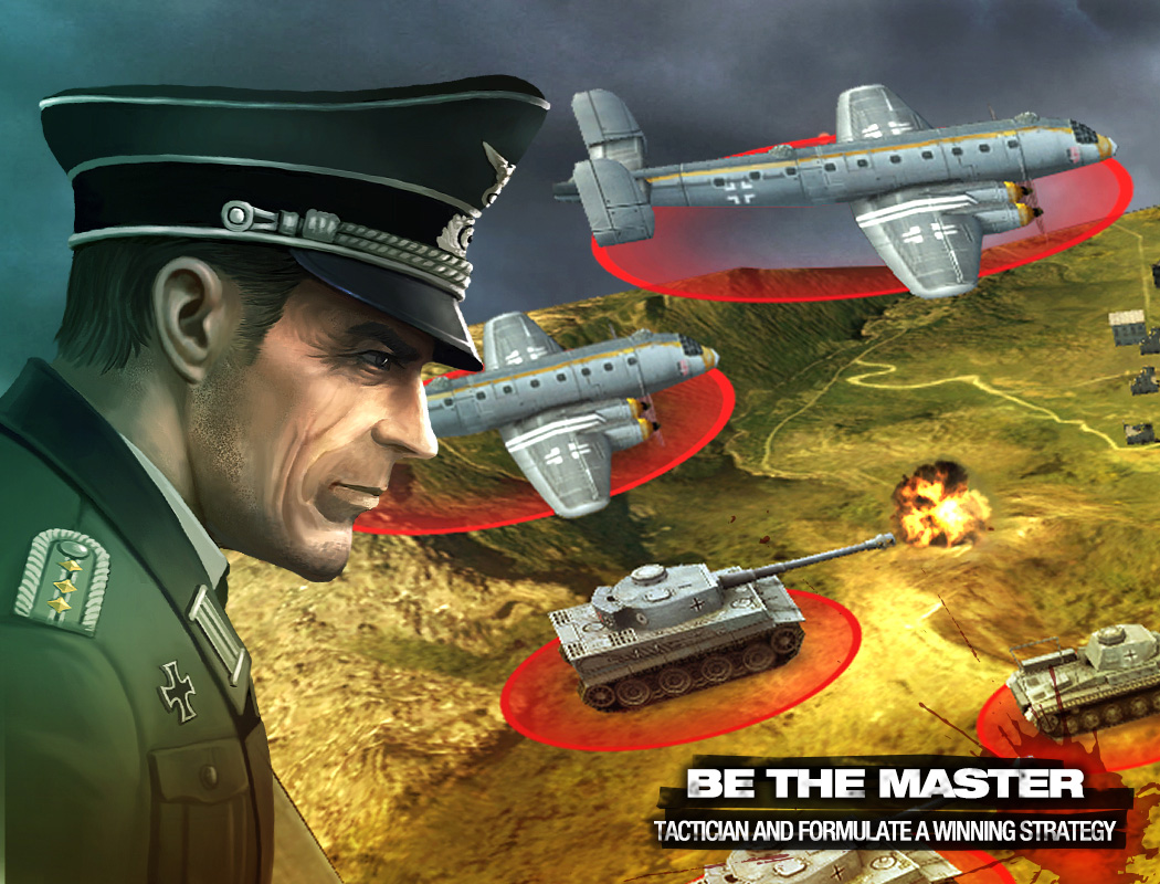 Be the master tactician and formulate a winning strategy!
